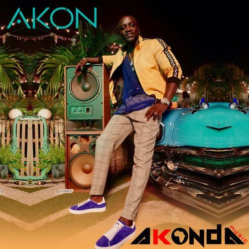 Akon Ft. Olamide – Scammers