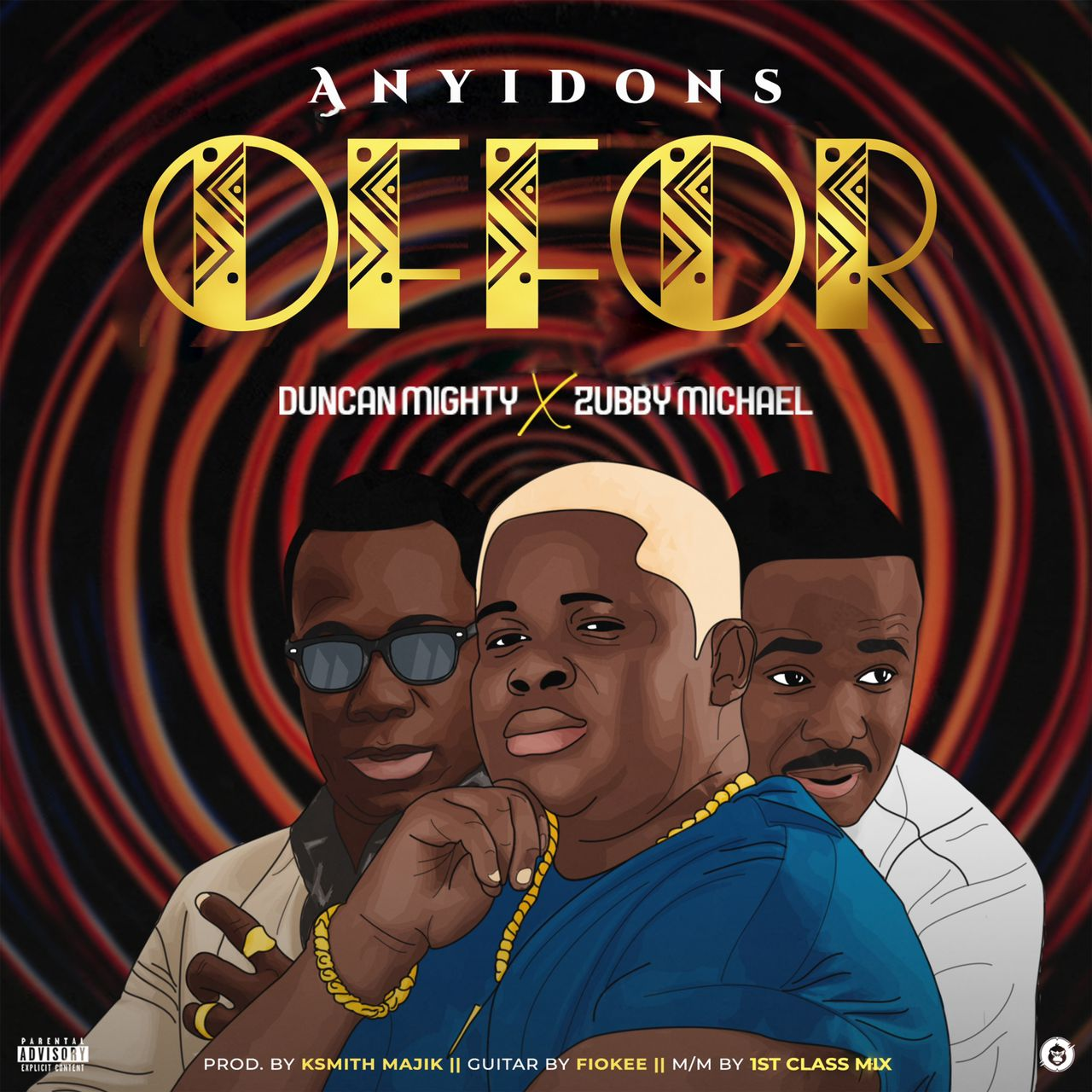 Anyidons Ft. Duncan Mighty & Zubby Michael – Offor