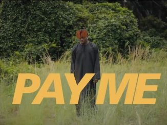 Oxlade – Pay Me